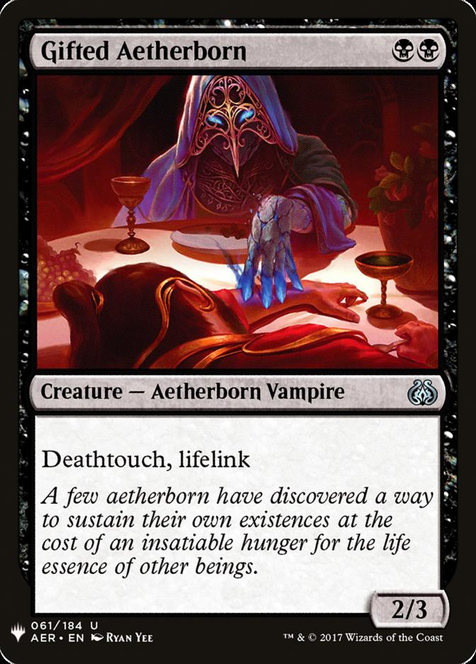 Gifted Aetherborn [MB1]