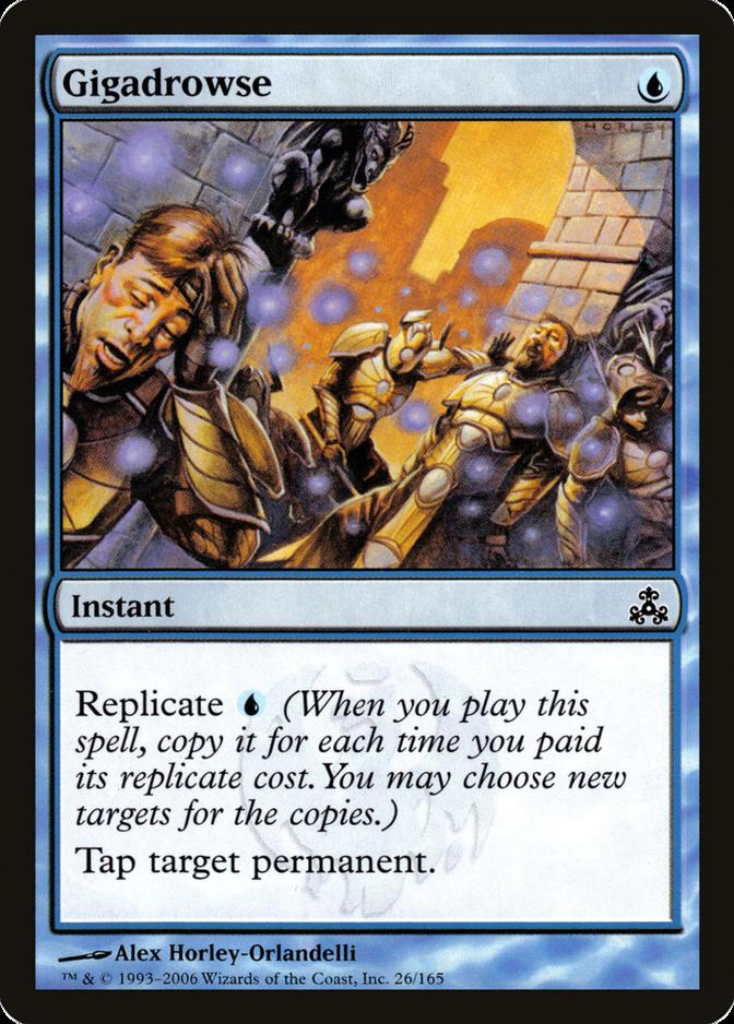 Gigadrowse [GPT]