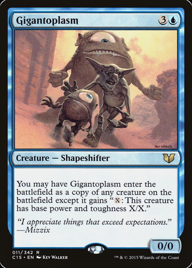 Gigantoplasm [C15]