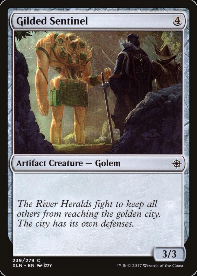 Gilded Sentinel [XLN]