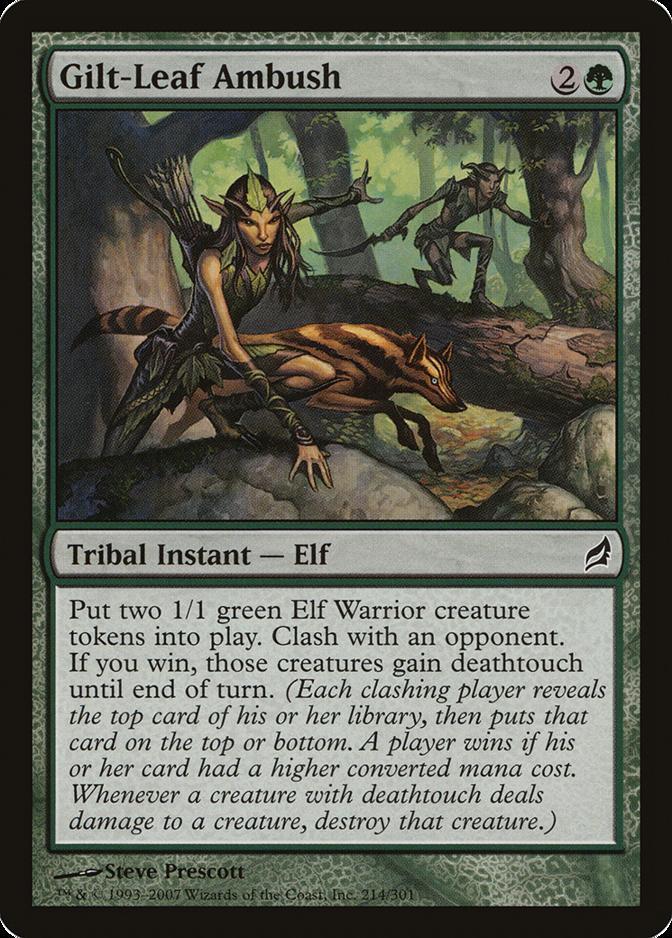 Gilt-Leaf Ambush [LRW] (F)