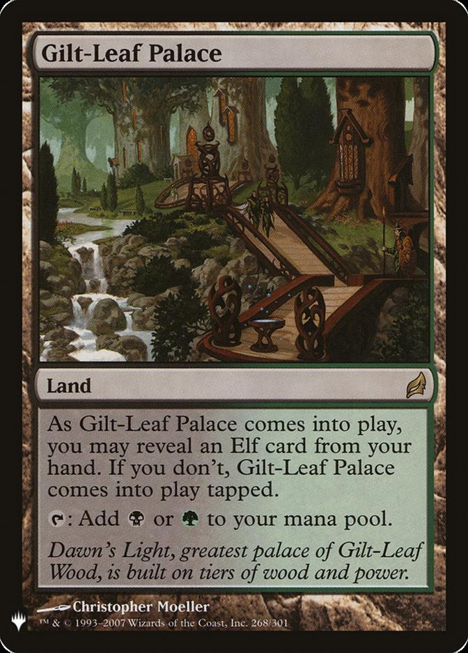 Gilt-Leaf Palace [MB1]