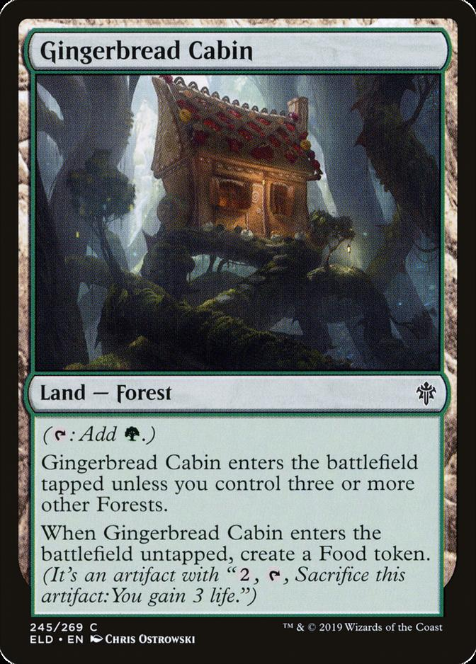 Gingerbread Cabin [ELD]