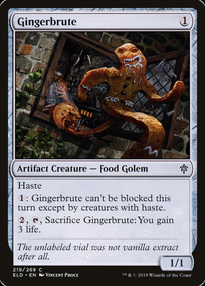 Gingerbrute [ELD]