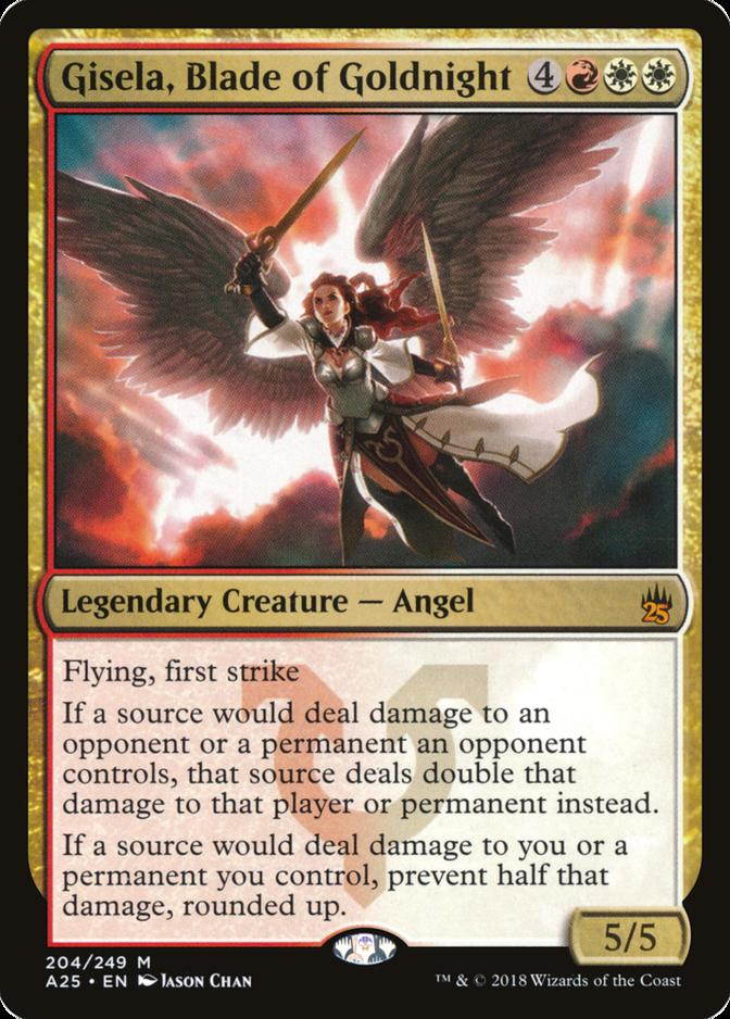 Gisela, Blade of Goldnight [A25] (F)