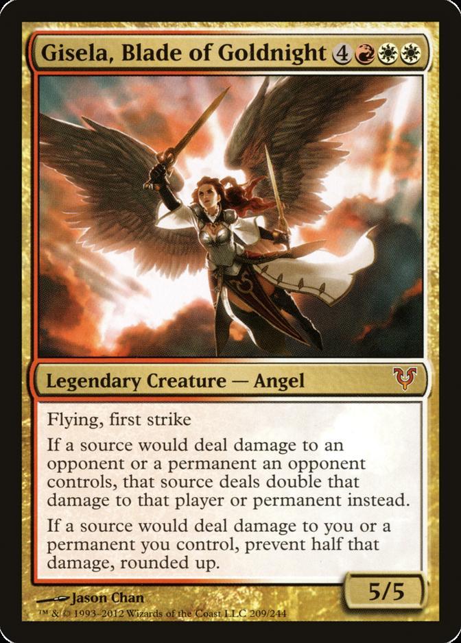 Gisela, Blade of Goldnight [AVR]