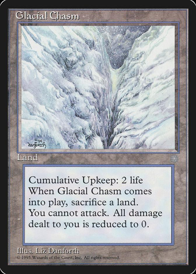 Glacial Chasm [ICE]
