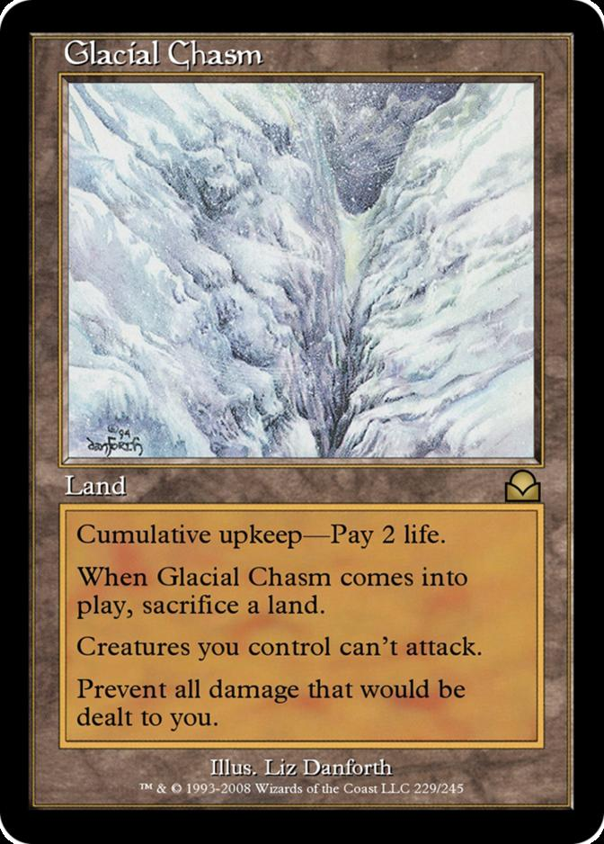 Glacial Chasm [ME2]