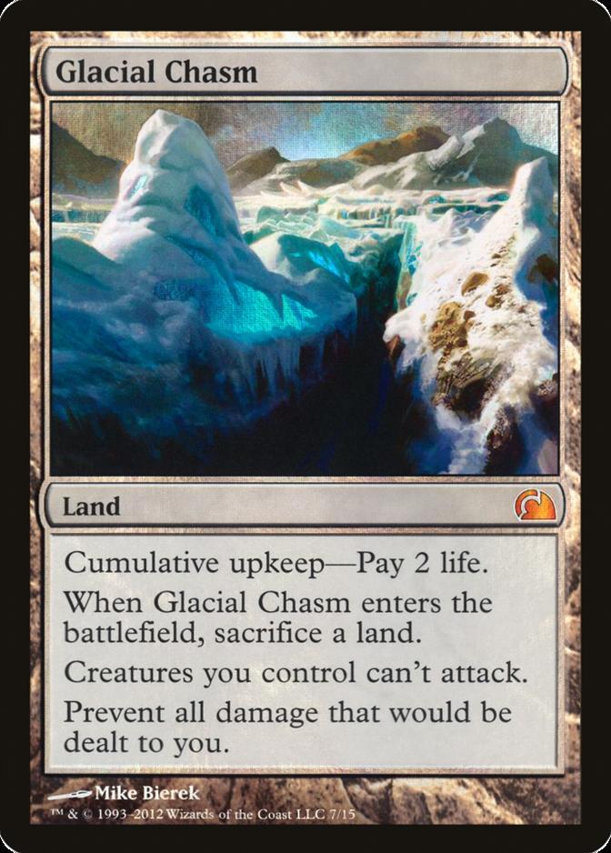 Glacial Chasm [V12] (F)