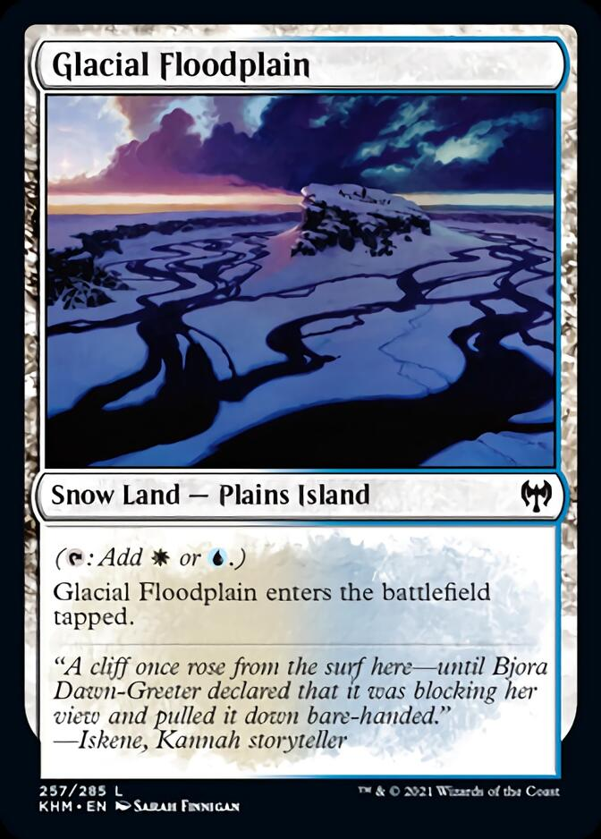Glacial Floodplain [KHM]