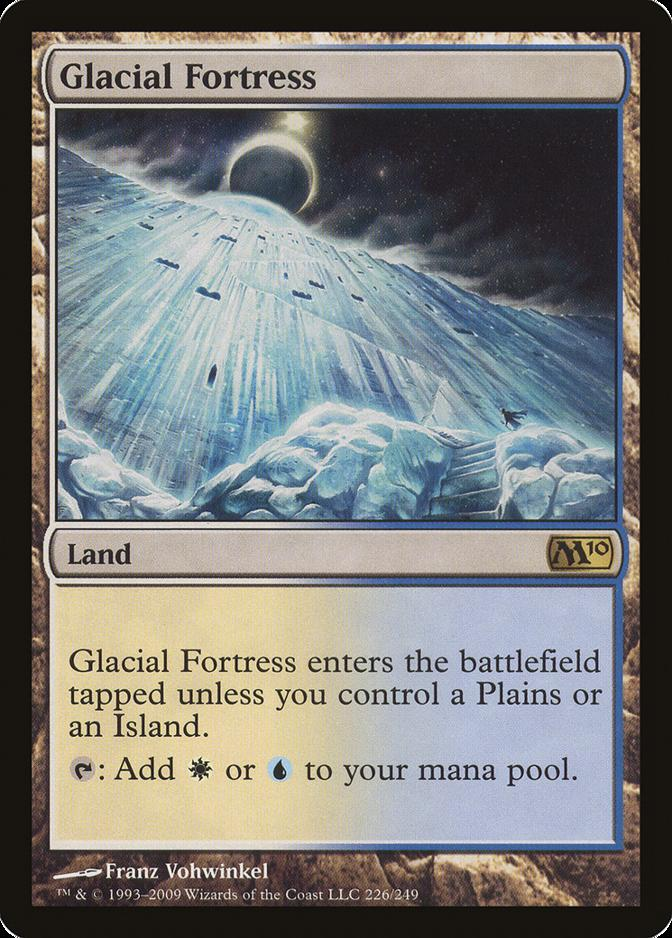 Glacial Fortress [M10]