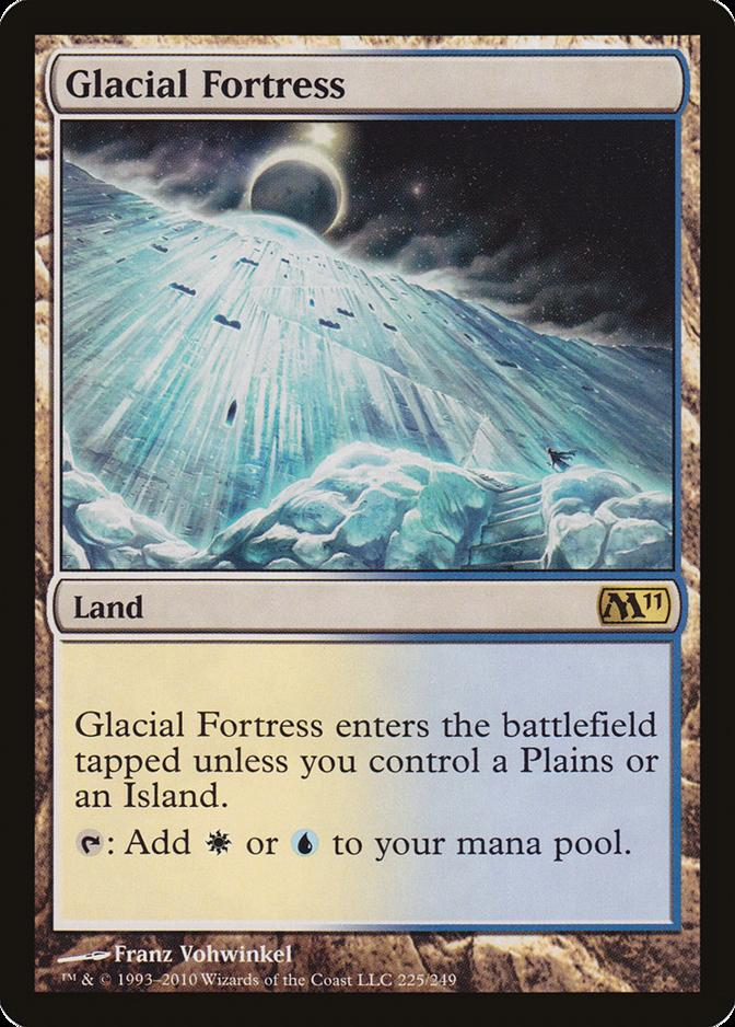 Glacial Fortress [M11]
