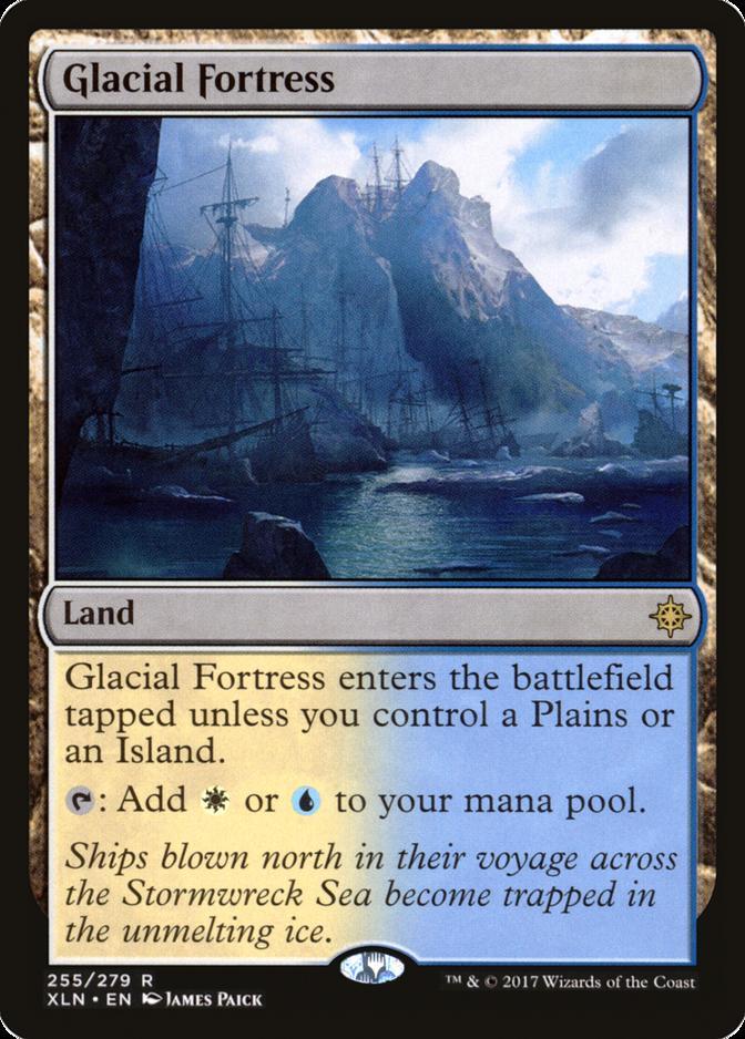 Glacial Fortress [XLN]