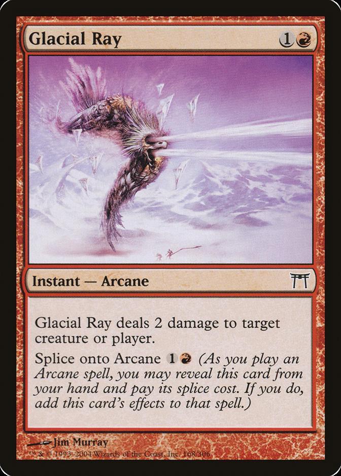 Glacial Ray [CHK]