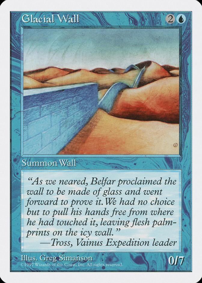 Glacial Wall [5ED]