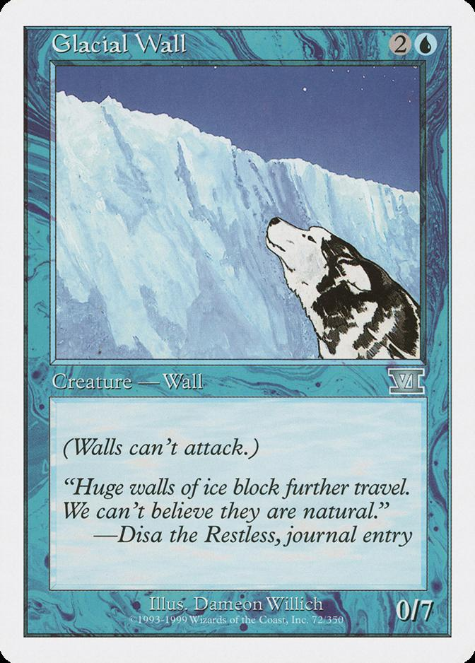 Glacial Wall [6ED]