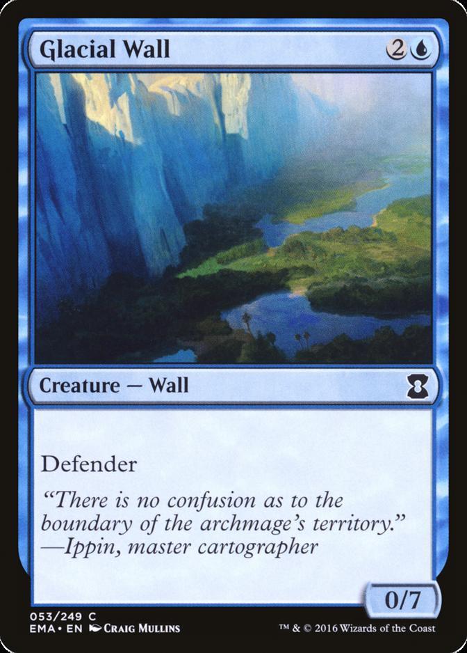 Glacial Wall [EMA]