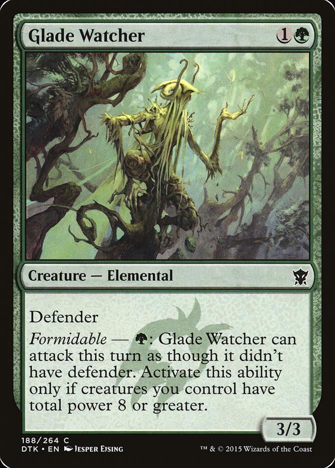 Glade Watcher [DTK]