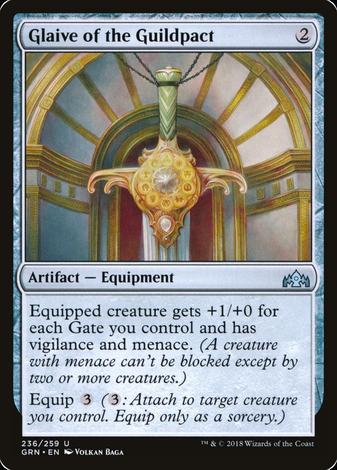 Glaive of the Guildpact [GRN]