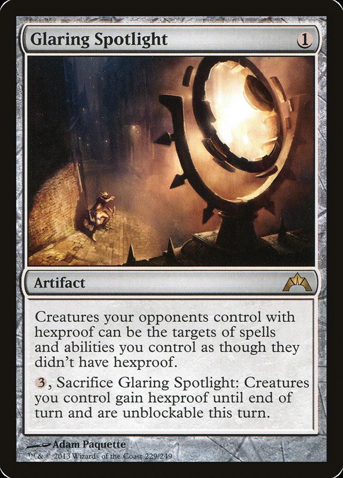 Glaring Spotlight [GTC]
