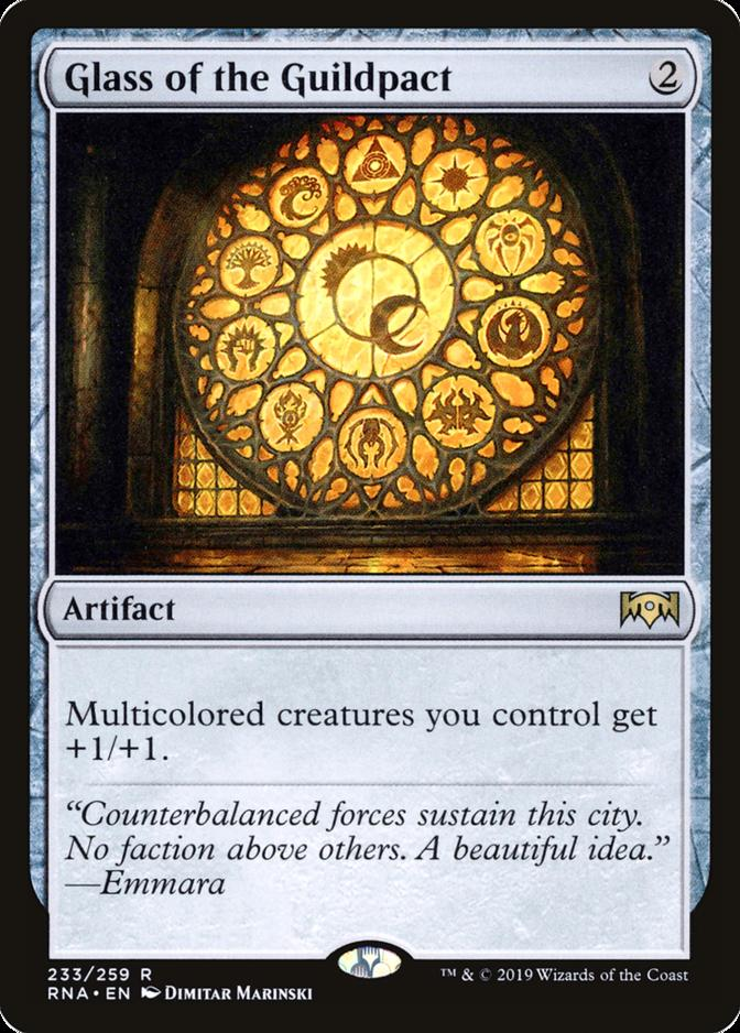 Glass of the Guildpact [RNA] (F)