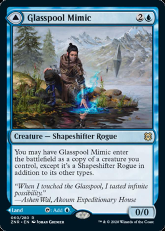 Glasspool Mimic [ZNR]