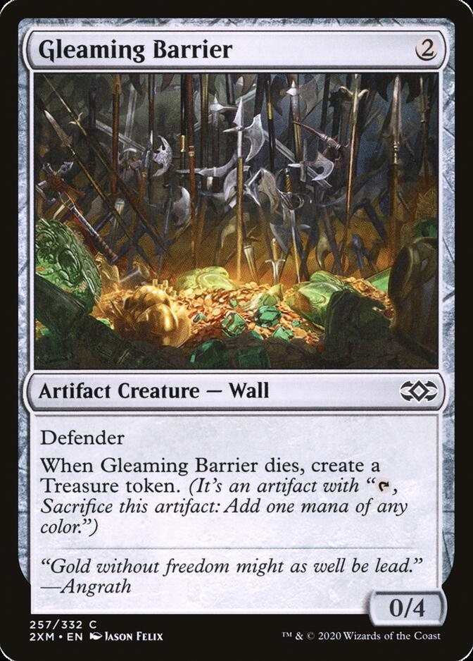 Gleaming Barrier [2XM]