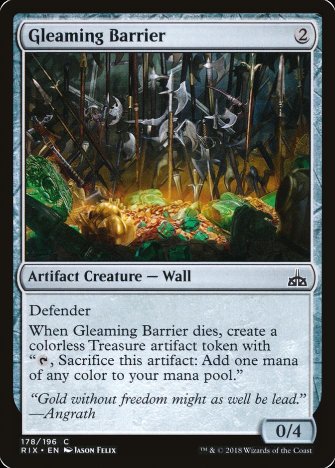 Gleaming Barrier [RIX]