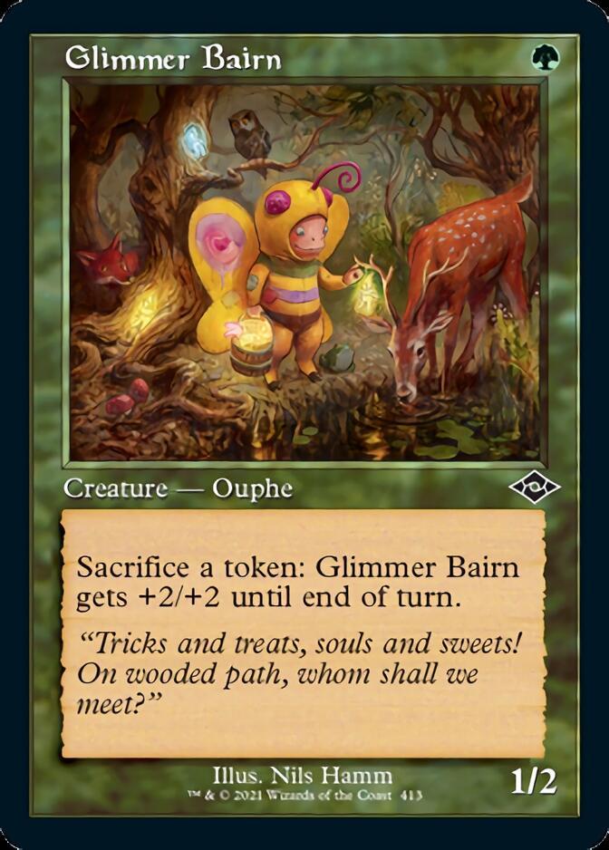 Glimmer Bairn <retro> [MH2]