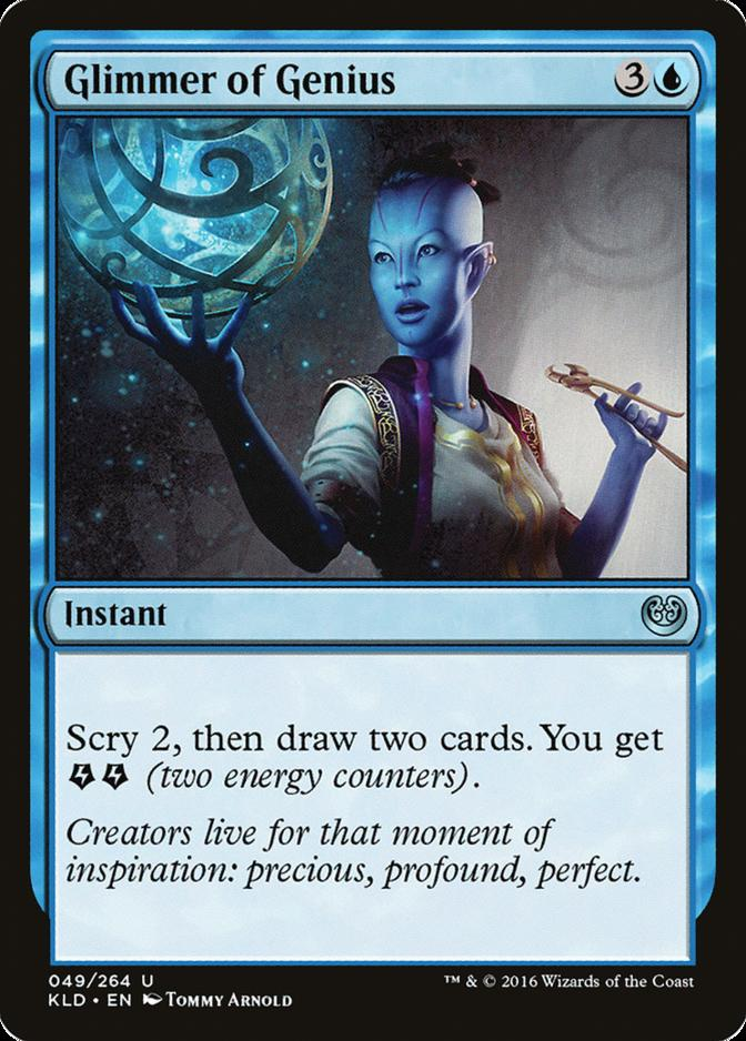Glimmer of Genius [KLD]