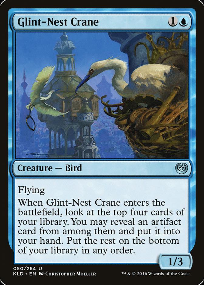 Glint-Nest Crane [KLD]