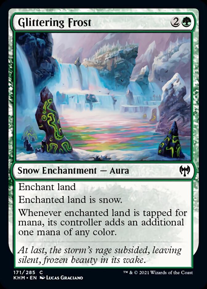 Glittering Frost [KHM]