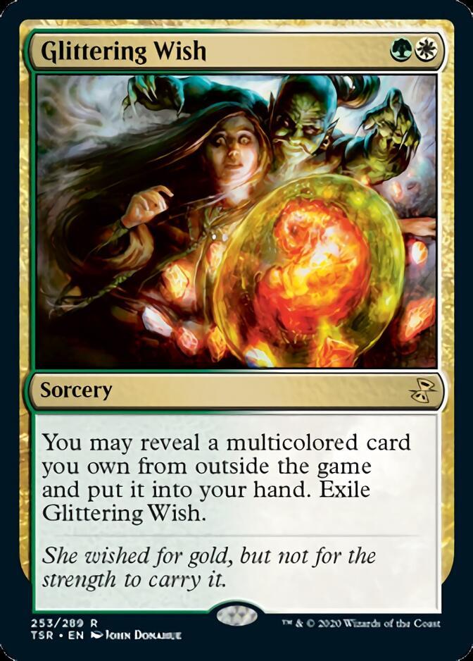 Glittering Wish [TSR]