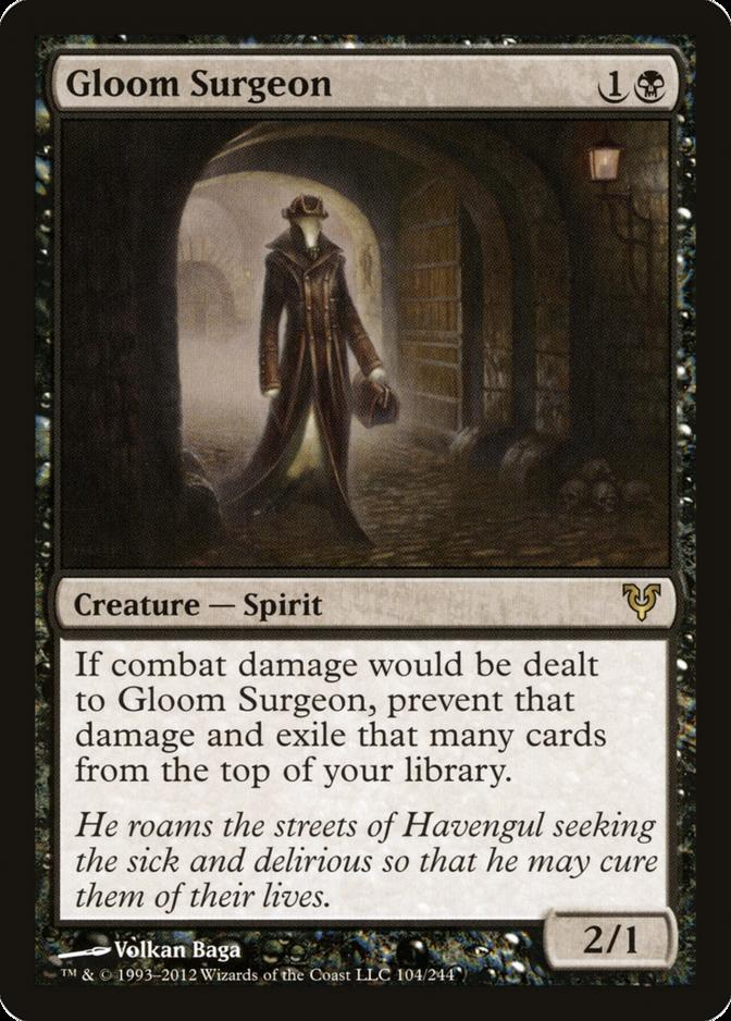 Gloom Surgeon [AVR]