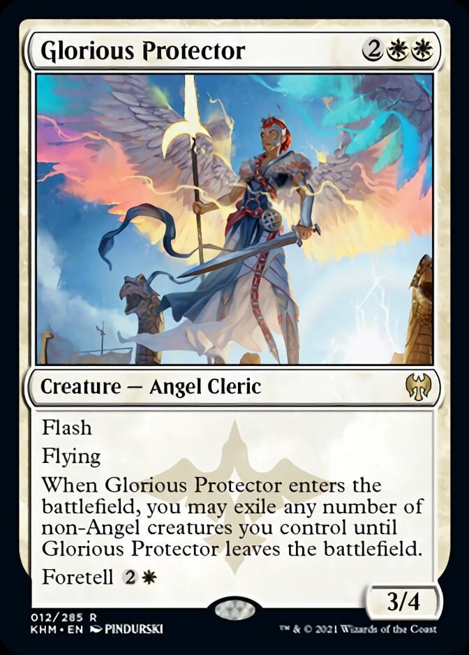 Glorious Protector [KHM]