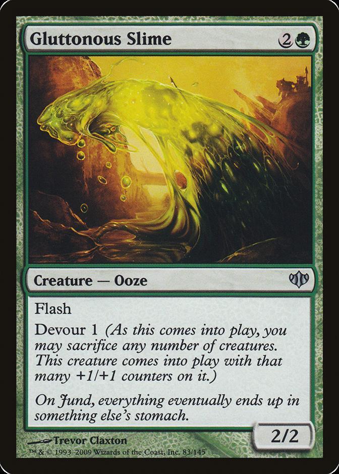 Gluttonous Slime [CON]
