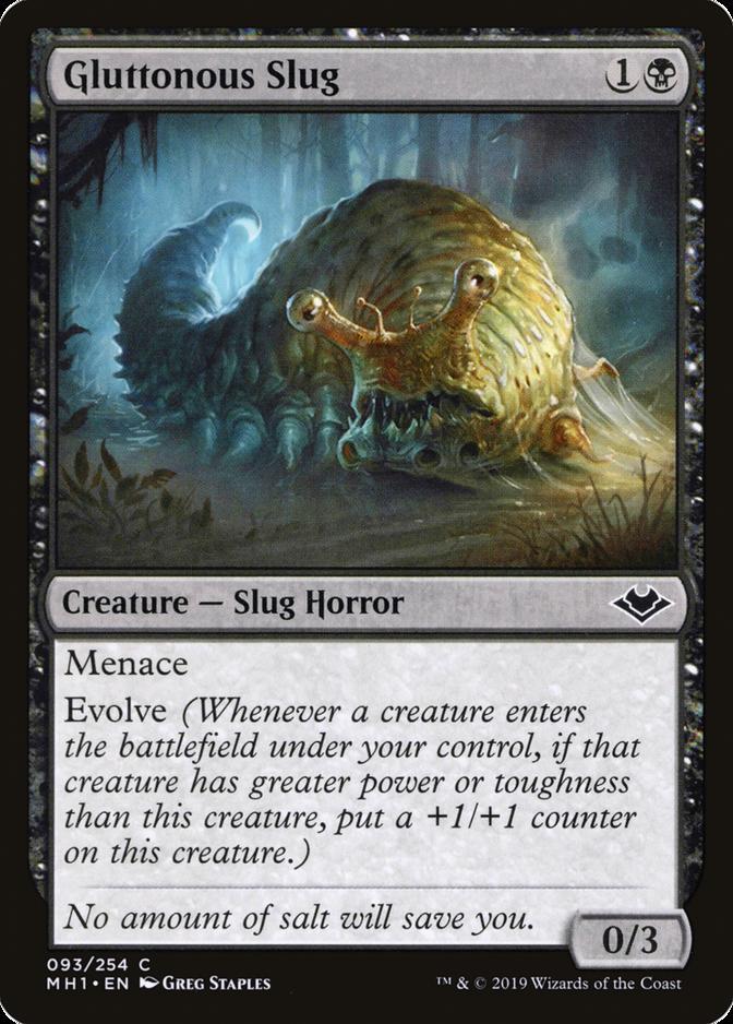 Gluttonous Slug [MH1]