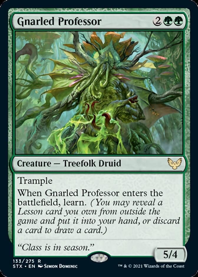 Gnarled Professor [STX]