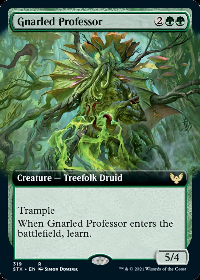 Gnarled Professor <extended> [STX]