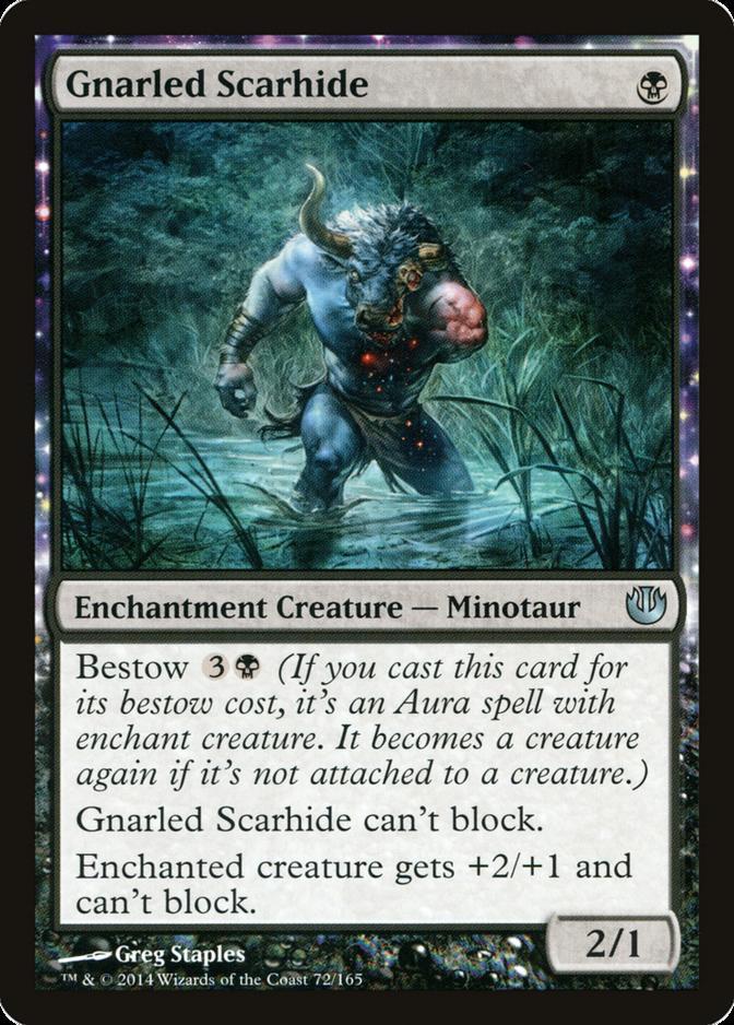 Gnarled Scarhide [JOU]