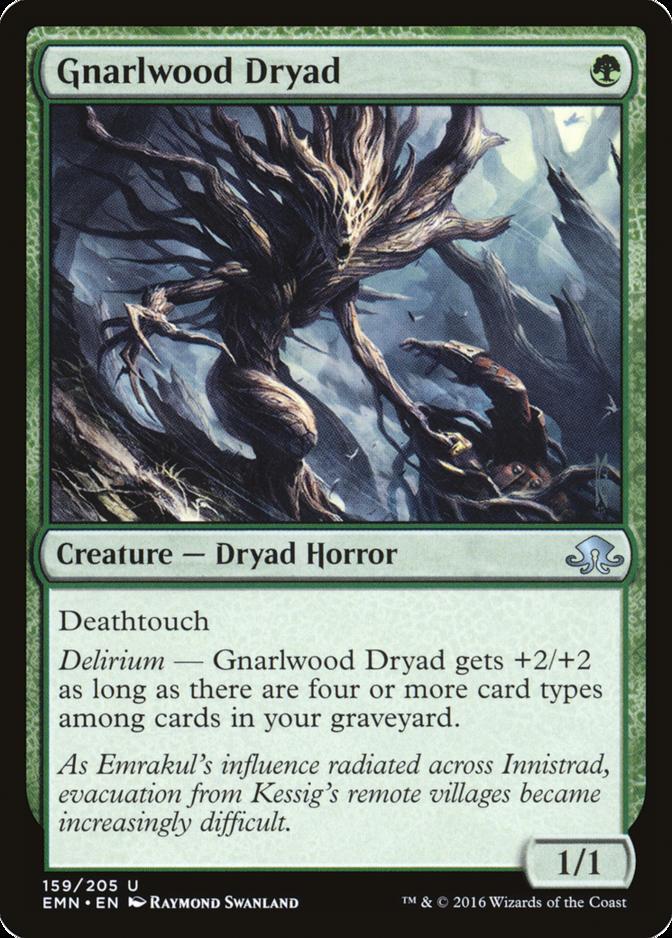 Gnarlwood Dryad [EMN]