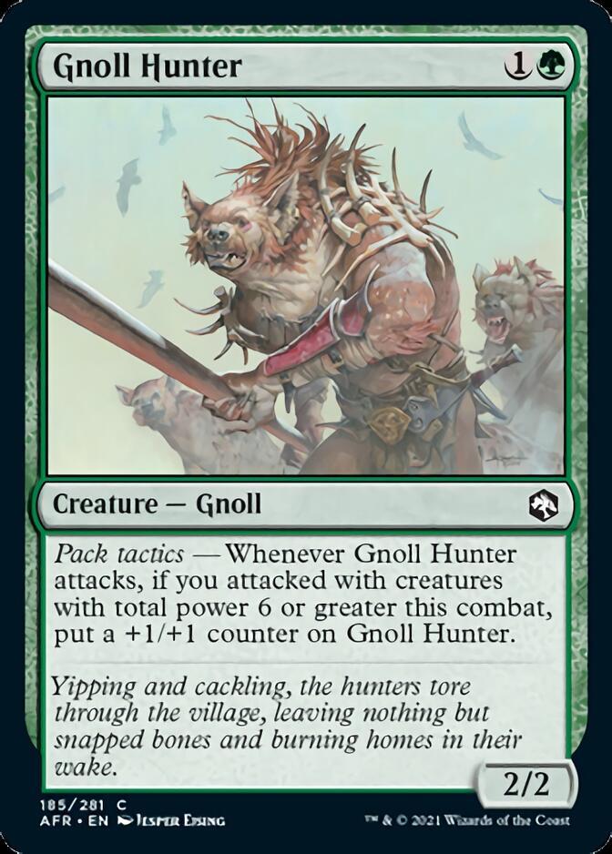 Gnoll Hunter [AFR]