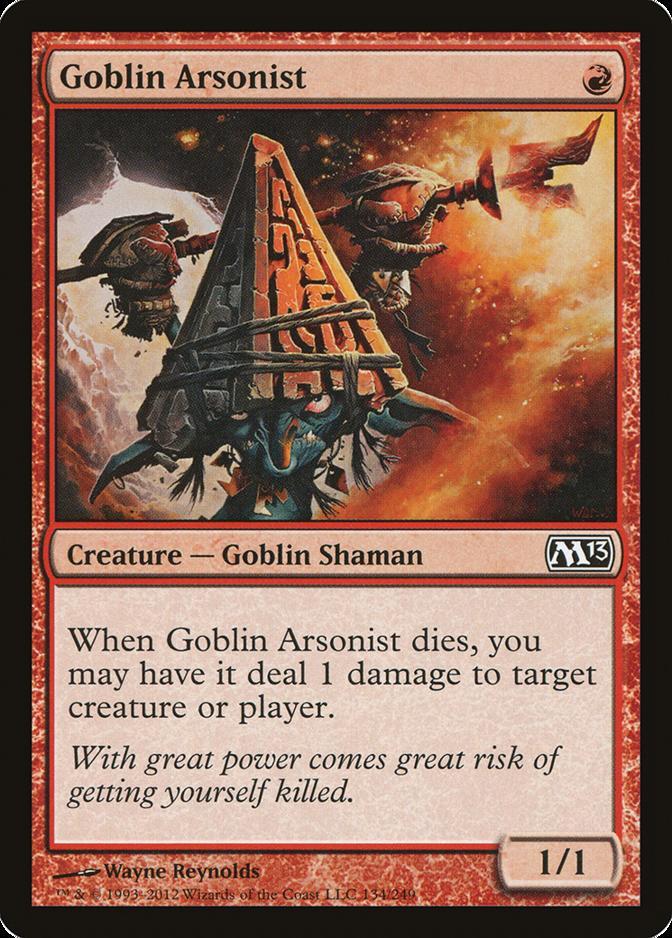Goblin Arsonist [M13] (F)