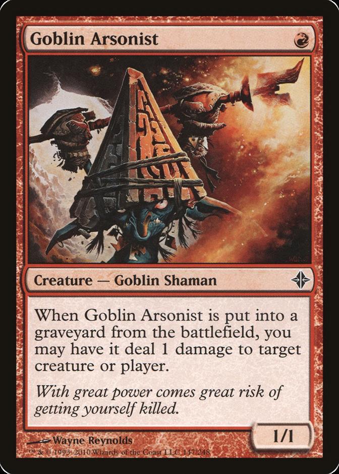 Goblin Arsonist [ROE] (F)