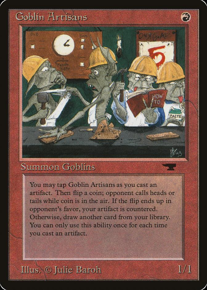 Goblin Artisans [ATQ]