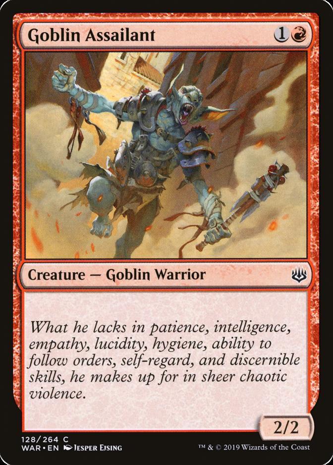 Goblin Assailant [WAR]