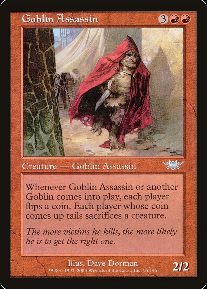 Goblin Assassin [LGN]
