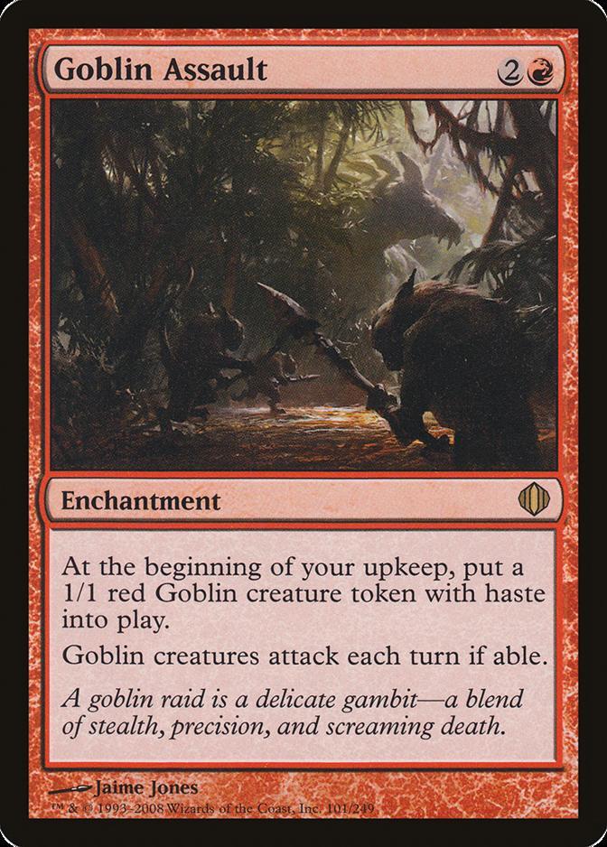 Goblin Assault [ALA]