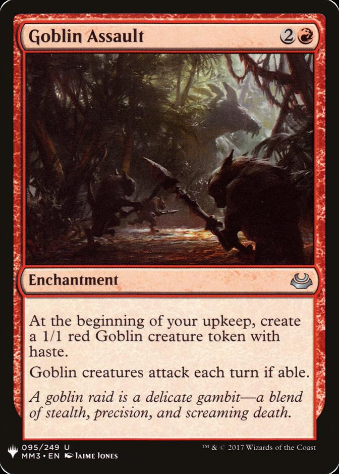 Goblin Assault [MB1]