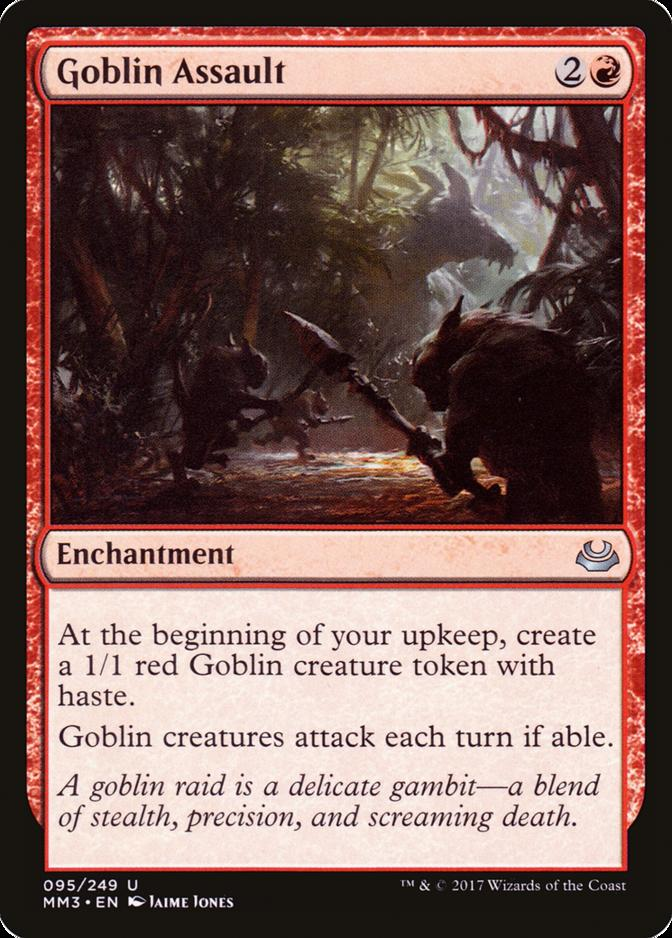 Goblin Assault [MM3]